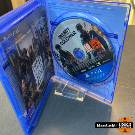 PS4 Game - Call of Duty Black ops cold war , Elders voor 54.99 Euro