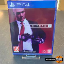 PS4 Game - Hitman 2 , Elders voor 14.99 Euro