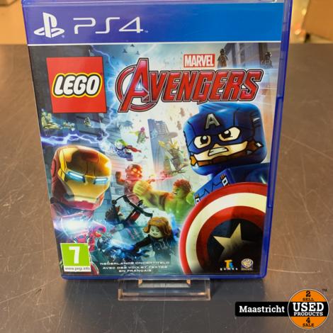 PS4 Game - LEGO AVENGERS , Elders voor 19.99 Euro