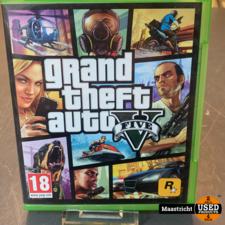 XBOX One Game - GTA V , Elders voor 24.99 Euro