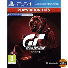 PS4 Game - Gran Turismo sport NIEUW in seal , nwpr. 19.99 Euro