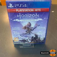 PS4 Game - Horizon zero dawn in seal , nwpr. 19.99 Euro