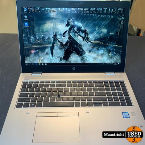 HP Probook 650 G5 Laptop , i5-6265 8x1.8GHz Gen , 250GB SSD , 8GB RAM
