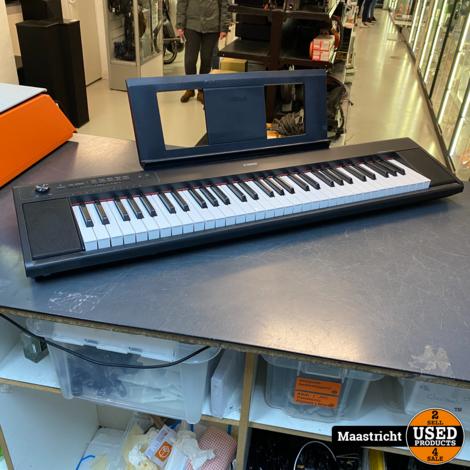 Yamaha NP-12 Piaggero Keyboard