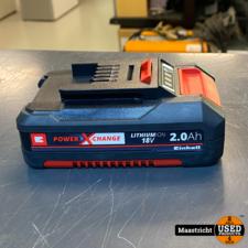 Einhell Batter Power-X-Change 2.0 18V