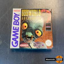 Oddworld Adventures - Compleet met doos