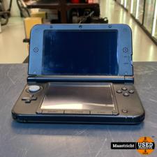 Nintendo 3DS XL + oplader