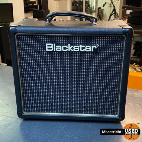 Blackstar HT-1R 1 Watt Buizen Combo | nwpr 280 euro
