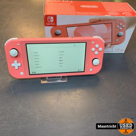 NINTENDO Switch Console , compleet met doos , nwpr. 202 Euro