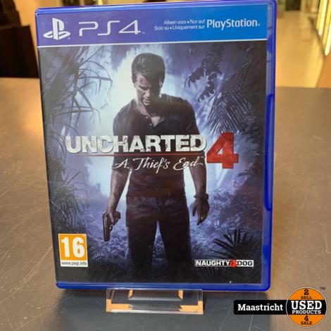 PS4 Game - Uncharted 4 , Elders voor 14.99 Euro