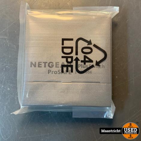 Netgear ProSAFE GS105E - Netwerk Switch - NIEUW , nwpr. 32.50 Euro