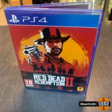 PS4 Game - Red Dead redemption 2 , Elders voor 18.99 Euro