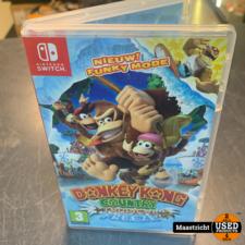 Nintendo Switch Game - Donkey Kong country , Elders voor 44.99 Euro