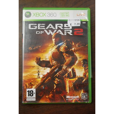 Xbox 360 game Gears of War 2