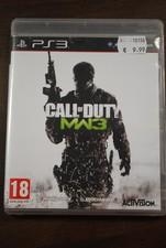 PS3 game Call of Duty Modern Warfare 3