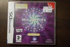 Nintendo DS game Weekend Miljonairs