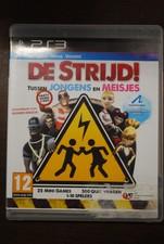 PS3 game de Strijd tussen jongens en meisjes