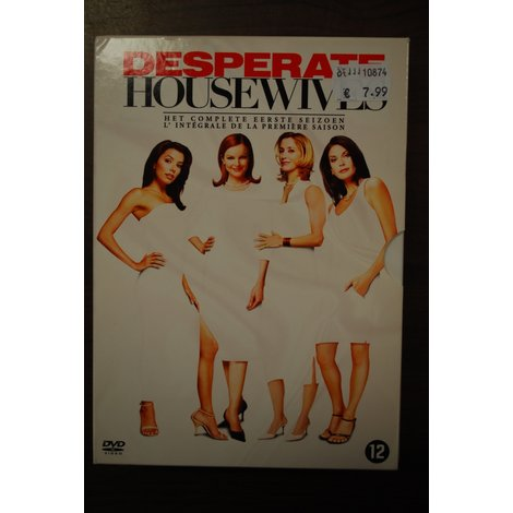 DVD Box Desperate Housewives Seizoen 1