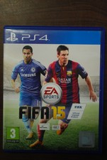 Playstation 4 game FIFA 15 in nette conditie