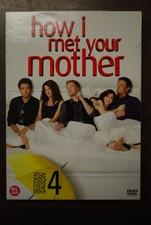 DVD Box How I met your mother seizoen 4