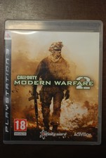 PS3 game Call of Duty Modern Warfare 2