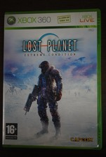 Xbox 360 game Lost planet extreme condition