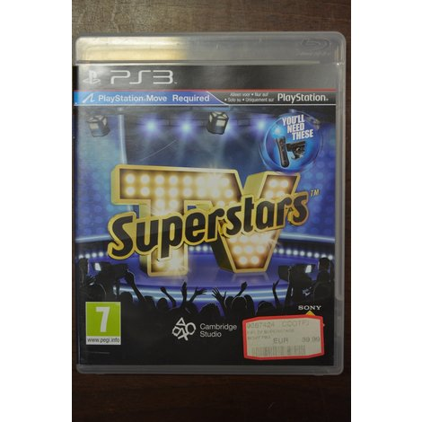 PS3 game TV Superstars
