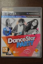 PS3 game DanceStar Party