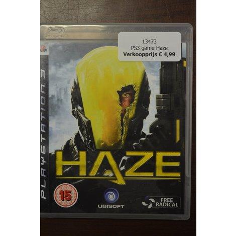 PS3 game Haze