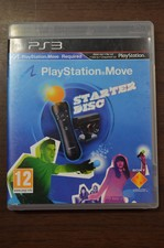 PS3 game Playstation Move Starter Disc