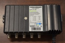 Hirschmann GHV 41M Huisaansluitversterker - goedwerkend