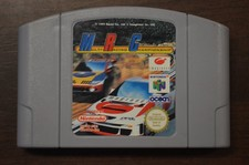 Nintendo 64 game MRC Multi Racing Championship losse cartridge