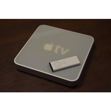 Apple TV 1 model A1218 incl. AB en kabels