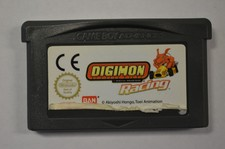Gameboy Advance game Digimon Racing - losse game
