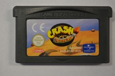 Gameboy Advance game Crash Nitro Kart - losse game