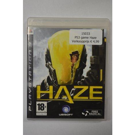 PS3 game Haze in nette conditie