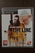 PS3 game Spec Ops The Line