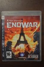 PS3 game Tom Clancy's EndWar