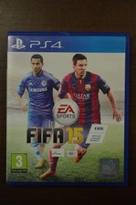 Playstation 4 game FIFA 15