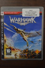 PS3 game Warhawk in nette conditie