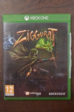 Xbox One game Ziggurat in nieuwstaat!