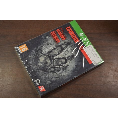NIEUW IN SEAL: Xbox One game Evolve Day 1 Edition