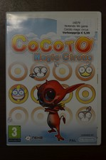 Nintendo Wii game Cocoto magic circus