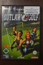 Gamecube game Outlaw Golf incl. boekje & doosje