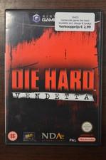 Gamecube game Die Hard Vendetta incl. boekje & doosje