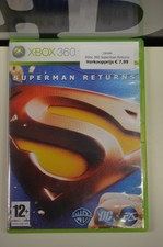 Xbox 360 game Superman Returns