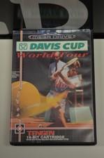 Sega Mega Drive game Davis Cup World Tour