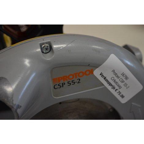 Protool CSP 55-2 Cirkelzaag