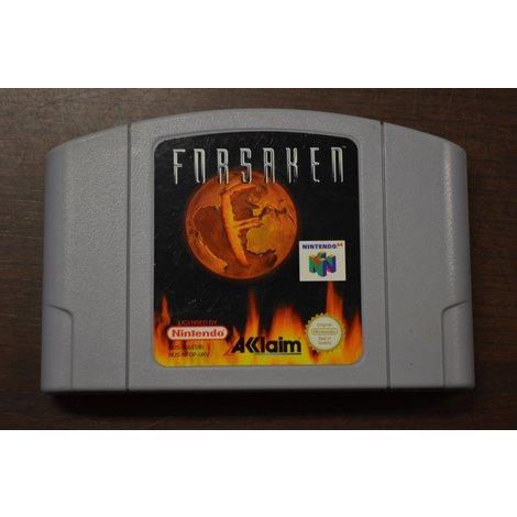 Losse Nintendo 64 game Forsaken