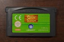Gameboy Advance game Open Season / Baas in eigen bos